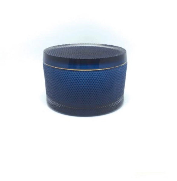 Hampton's Range Dark Blue Luxury - Hikari Candles