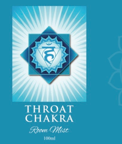 Throat Chakra Room Mist Spray - Hikari Candles