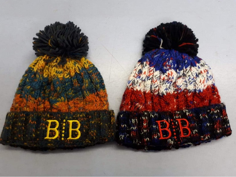 The Beautifully Brutal Bobble Hat