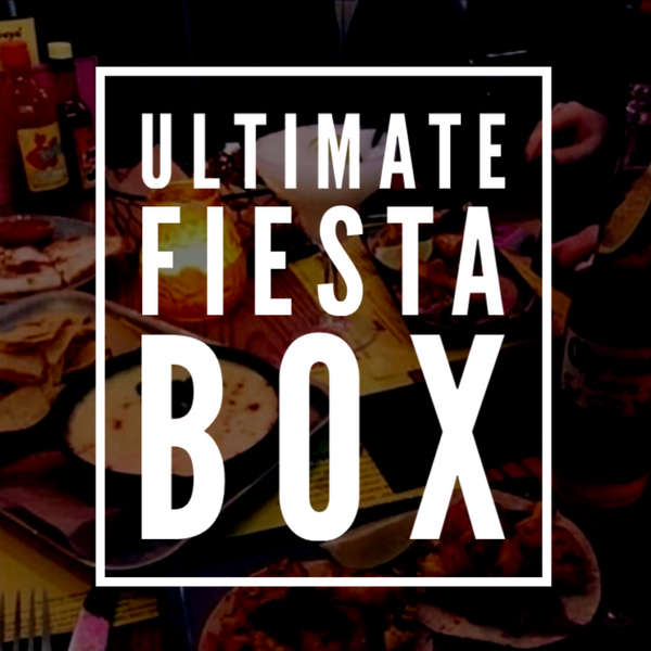 Ultimate Fiesta Box for 2 people