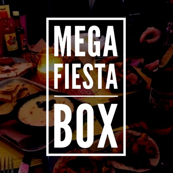Más Mega Box for 2 people
