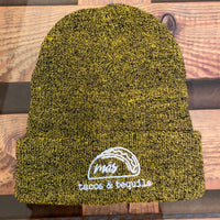 Antique Mustard Beanie