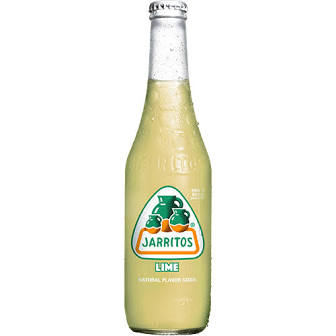 Lime Jarritos (Mexican Soda)
