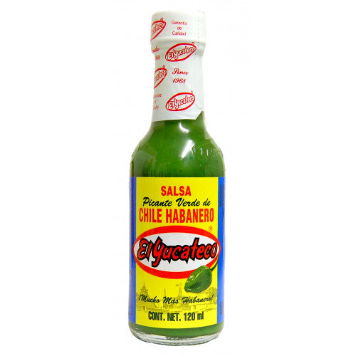 Hot Sauce - El Yucateco - Verde