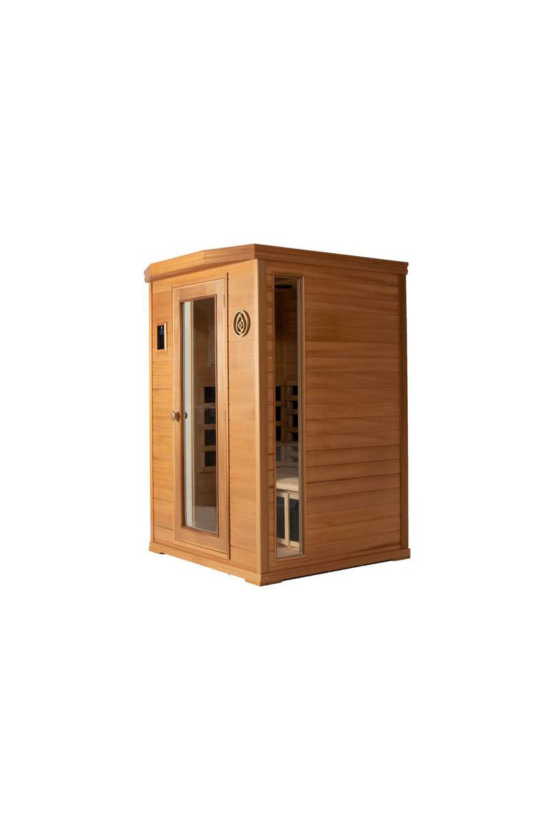Two Person Infrared Sauna