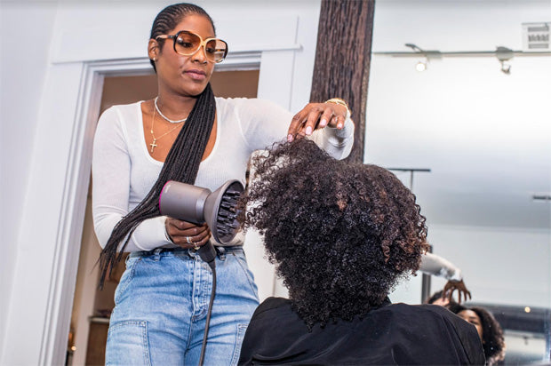 Celebrity Hairstylist Ursula Stephen dishes on Success