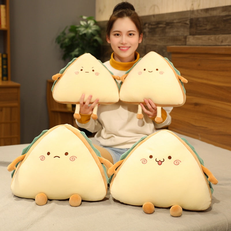 Sandwich food plush