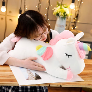Open image in slideshow, Dreamy Unicorn Plush