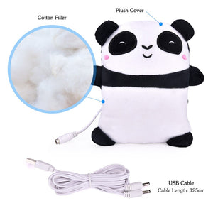 Panda Heating Gloves
