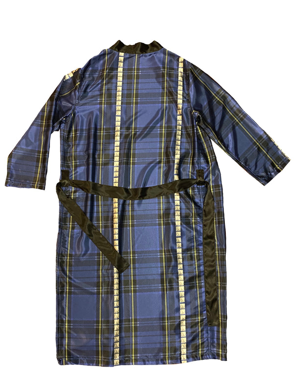 PUNK ROCK ROBE SET-BLUE
