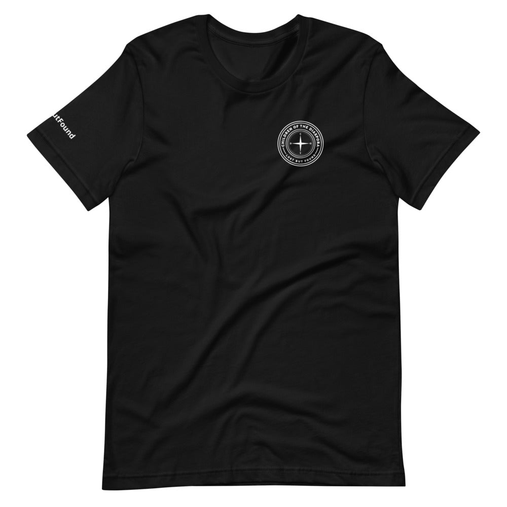 Chest Logo - Short-Sleeve Unisex T-Shirt