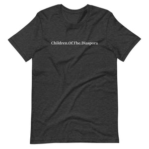 Children Of The Diaspora - Short-Sleeve Unisex T-Shirt