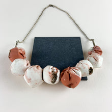 Load image into Gallery viewer, Original cement bunch necklace
