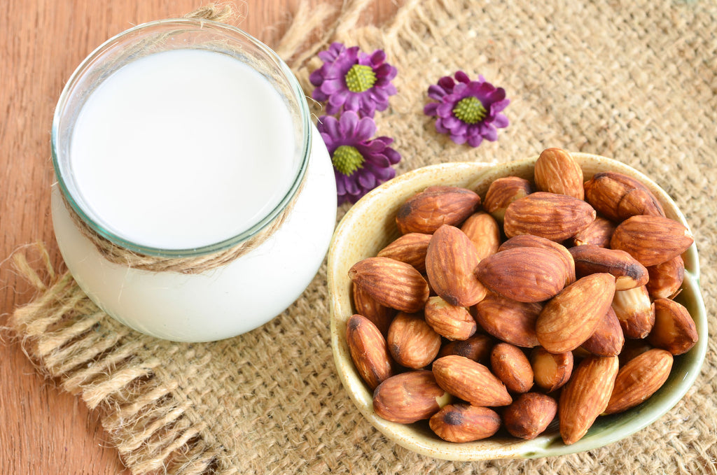 Why You Should Make Your Own Almond Milk