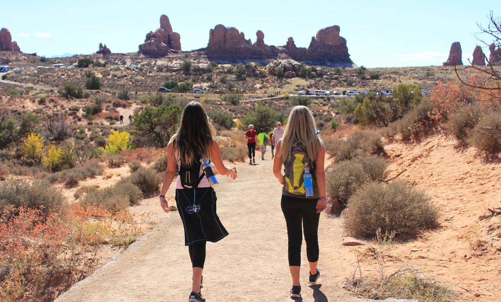 Find Peace and Health on the Hiking Trail