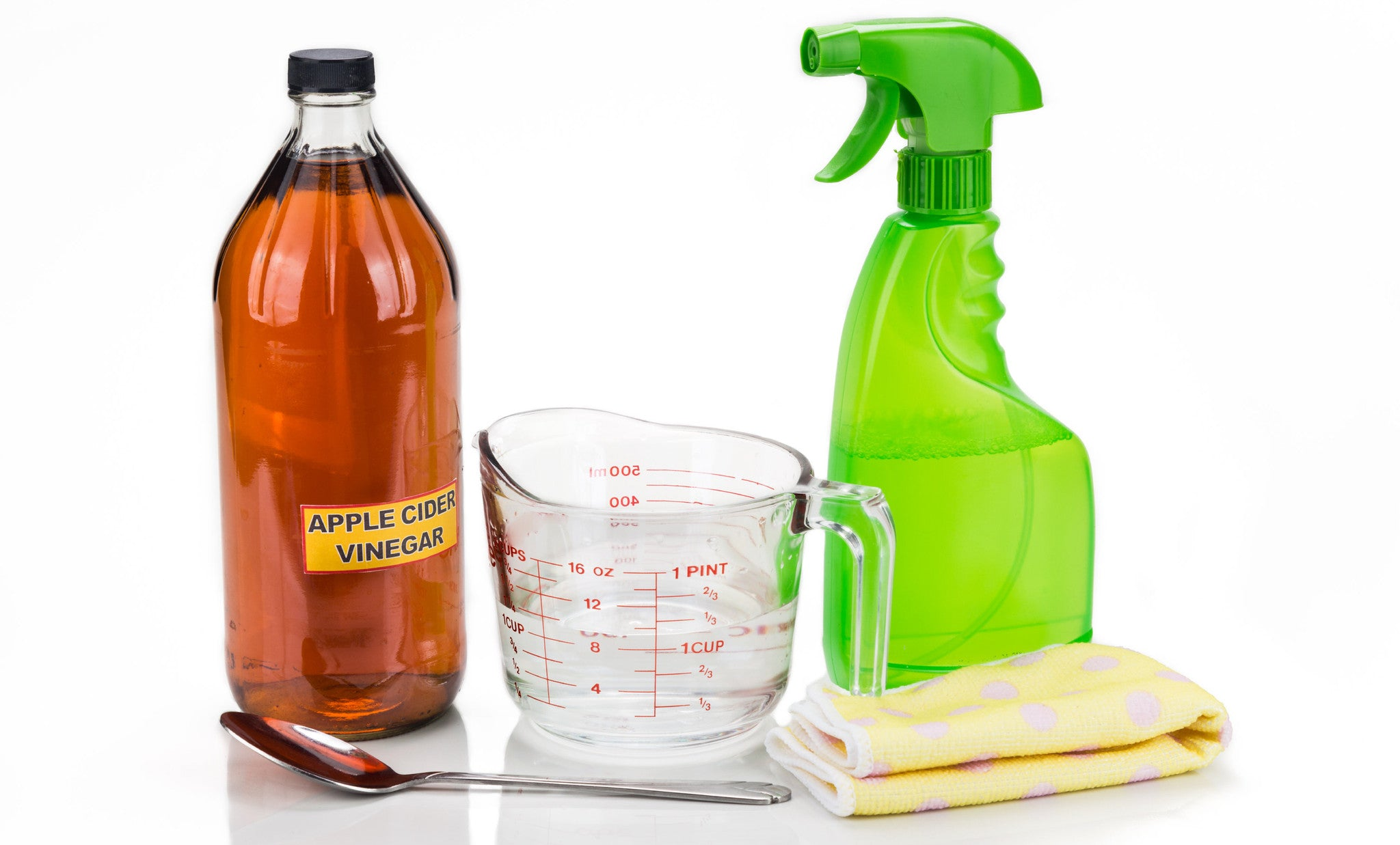 Apple Cider Vinegar for cleaning