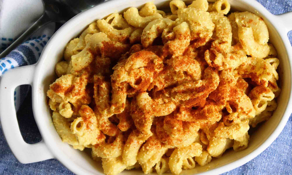 Alcaline Macaroni et Fromage Recette