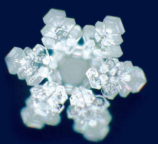 Dr Emoto Structured Water Crystal