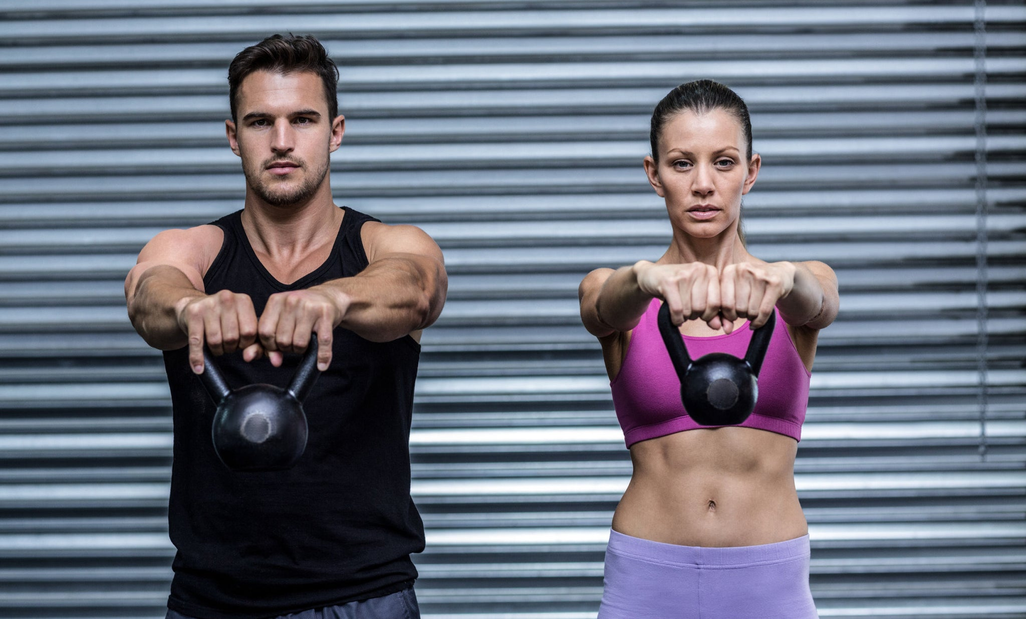 Kettle Bell Swings