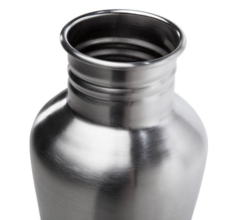 portable stainless steel alkaline water bottle