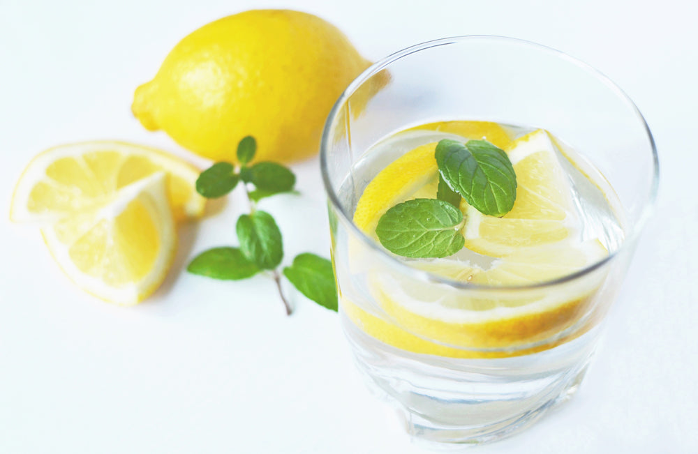 lemon water benifits