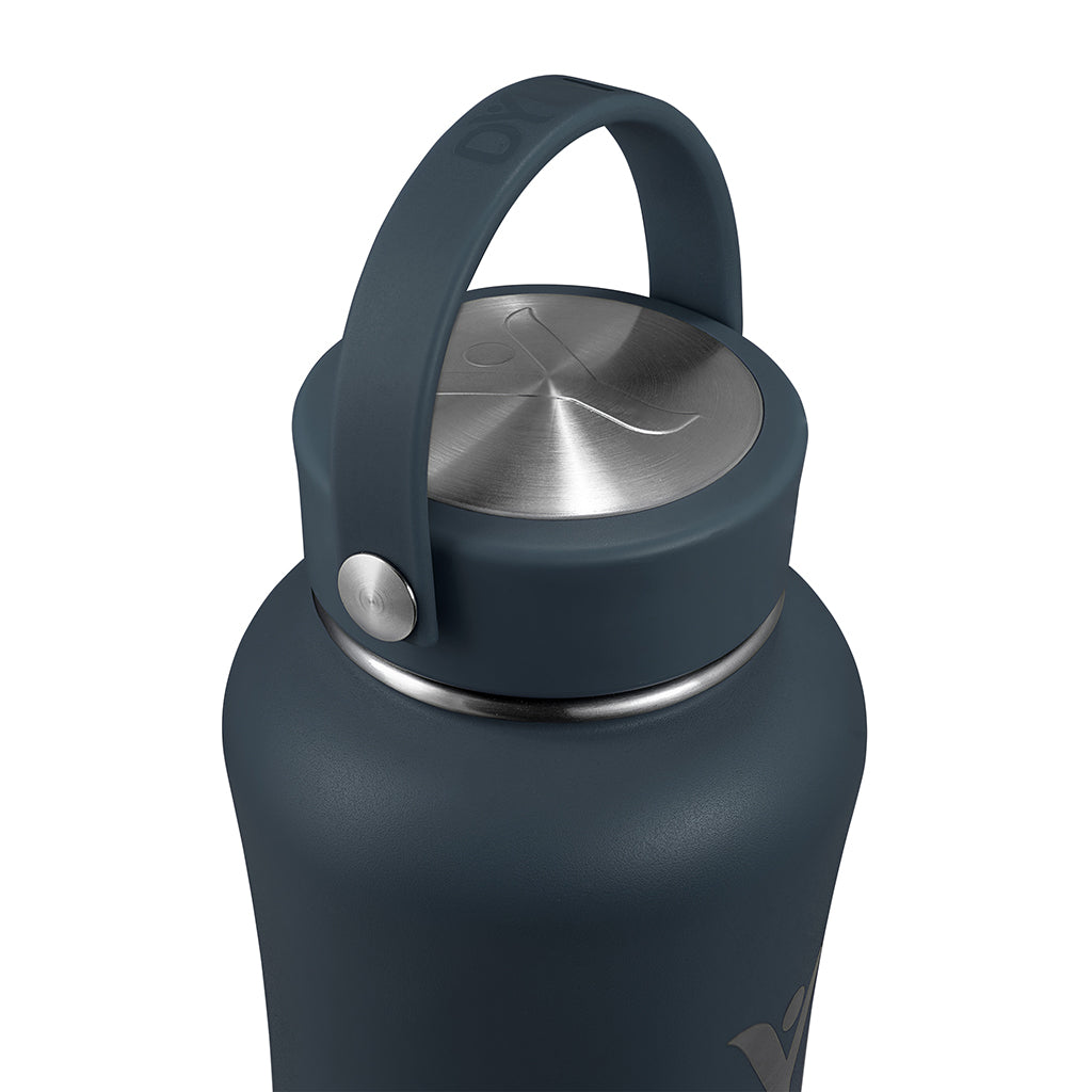 32oz DYLN Bottle, color: Charcoal