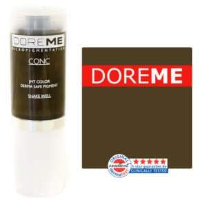 Doreme Pigment Concentrate Color: Khaki Brown