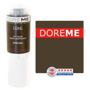 Doreme Pigment Concentrate Color: Dark Taupe