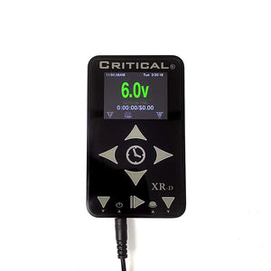 CRITICAL TATTOO POWER SUPPLY – XRD
