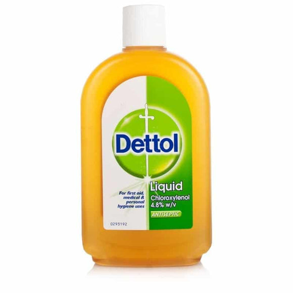 Dettol Antiseptic Liquid Disinfectant