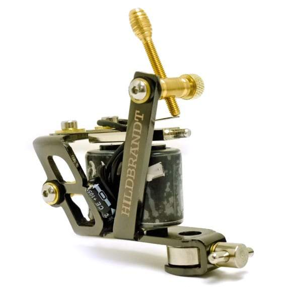 Hildbrandt .38 Caliber Tattoo Machine Shader