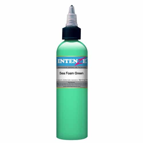 Intenze Tattoo Ink, Seafoam Green