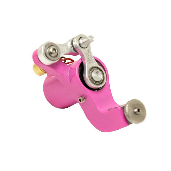 JACK STEEL MK3 ROTARY TATTOO MACHINE PINK