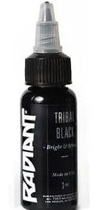 Radiant Colors Tribal Black