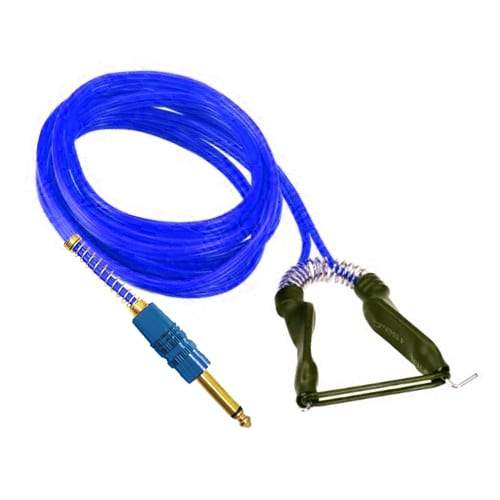 Tattoo Blue Silicon Clip Cord