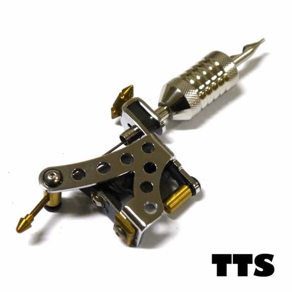 TTS TATTOO MACHINES: THE CHECK MARK