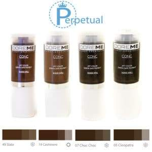 Doreme Pigment Concentrate Dark Brown Set