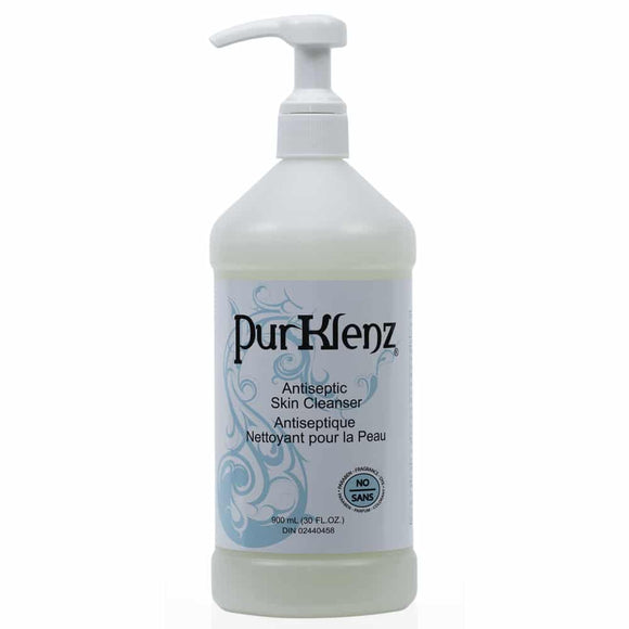 PURKLENZ TATTOO TOPICAL ANTISEPTIC CLEANSER 900ML