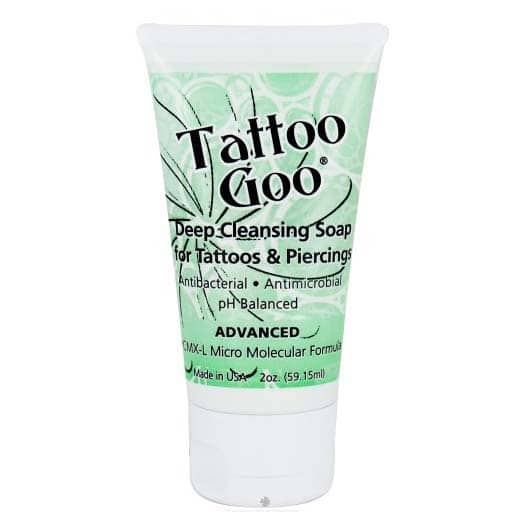 Tattoo Goo Deep Cleansing Soap 2oz