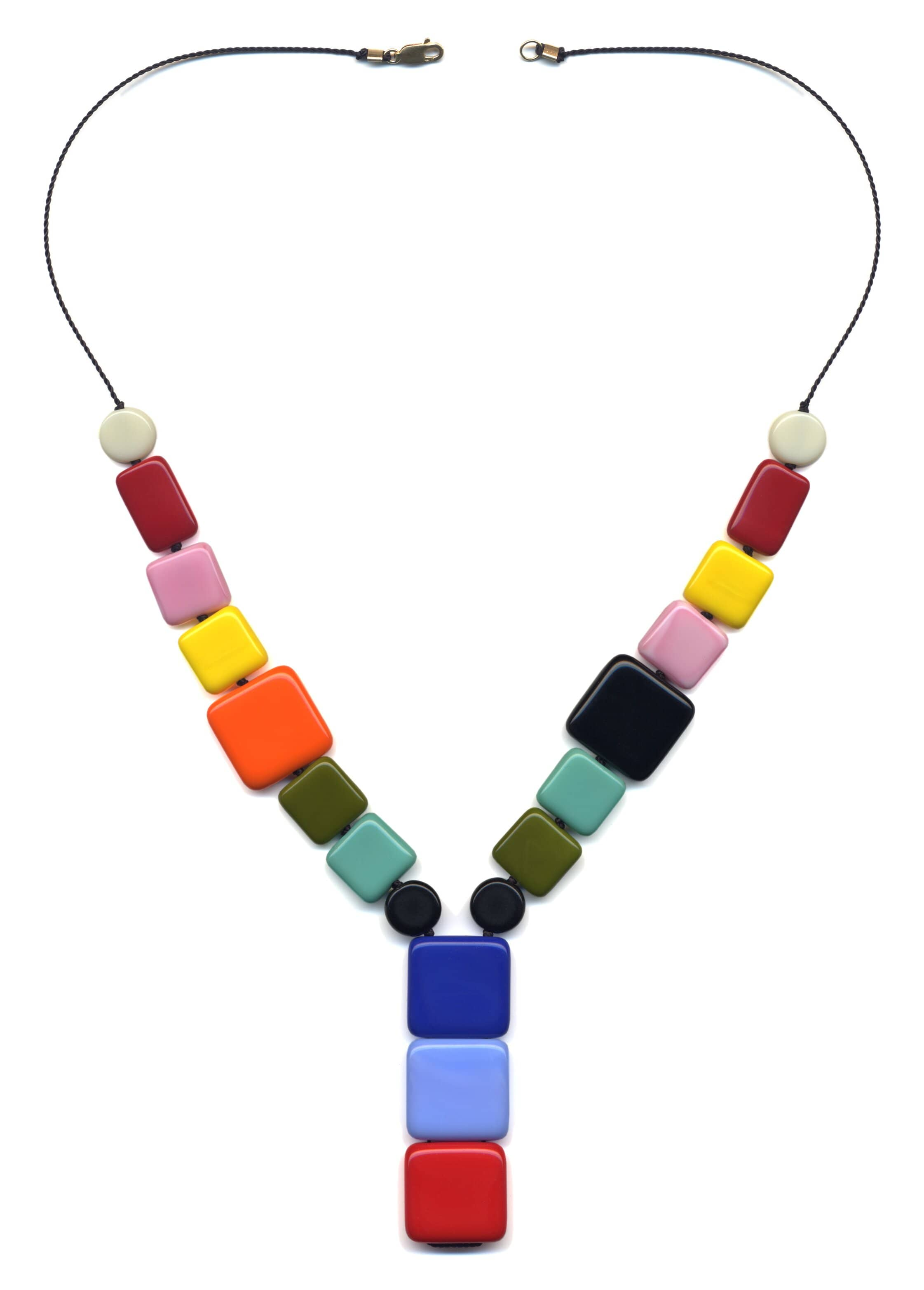 N1885 Tie Necklace