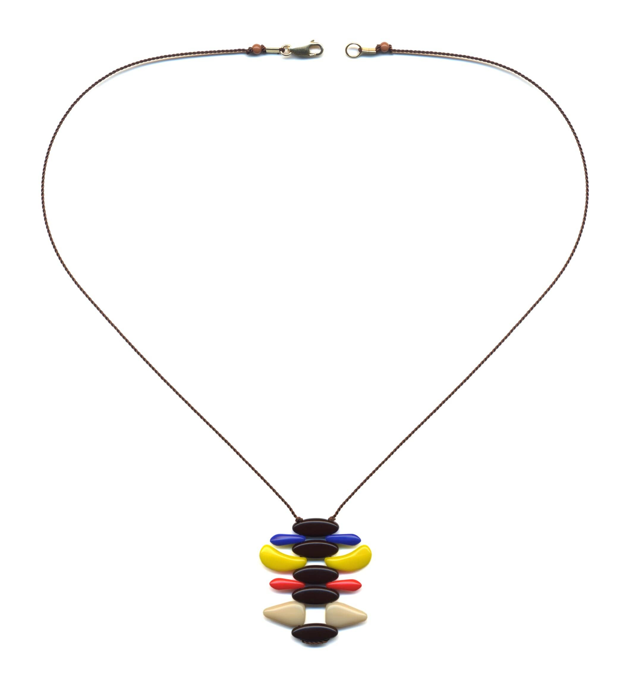 N1894 Primary Totem Necklace