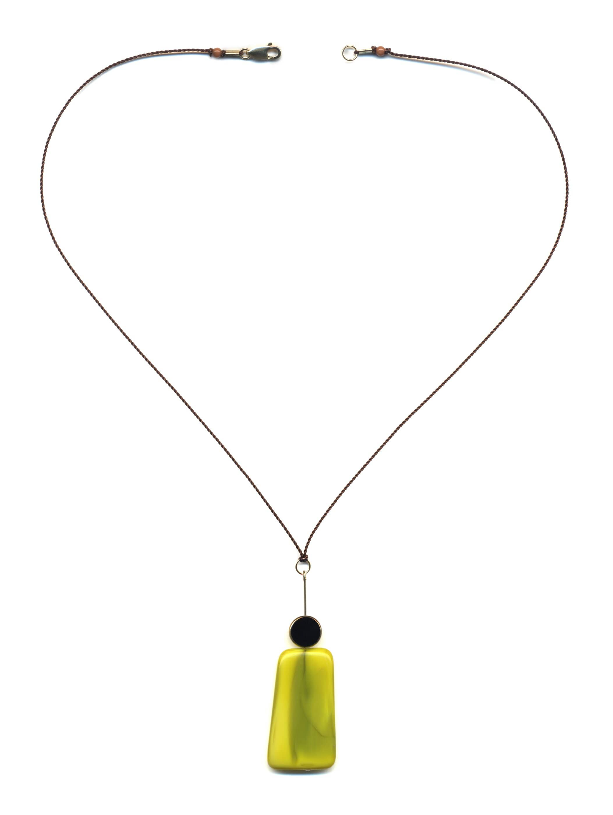 N1900 Splash Pendant Necklace