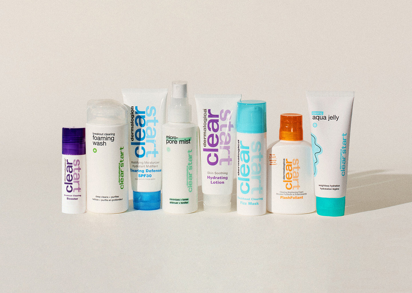 clear start products