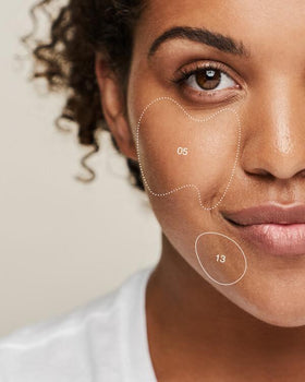 get a personalised skin analysis ➔