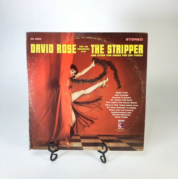 David Rose And The Stripper Vinyl