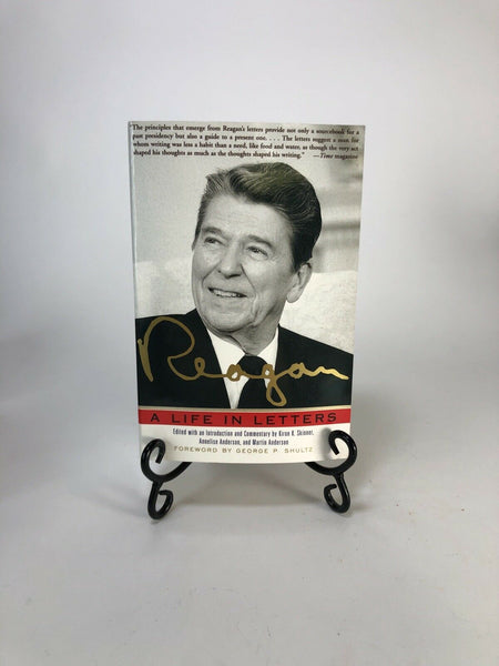 Reagan: A Life In Letters, Anderson, Martin,Anderson, Annelise,Skinner, Kiron K.