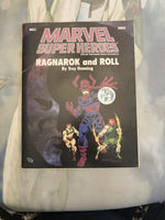 RAGNAROK AND ROLL (MARVEL SUPER HEROES MODULE ME2) By Troy Denning