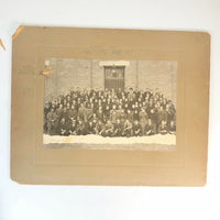 "Antique group photo  20"" x 16"""