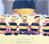 "1998 Ann Geddes Bee Baby | Doll is 15"" tall 