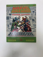 "TSR Marvel Super Heroes, Official Game Adventure # 6854 ""Avengers Assembled"""